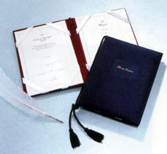 ナチュラルウェディングシリーズ  (ゲストブック・結婚証明書